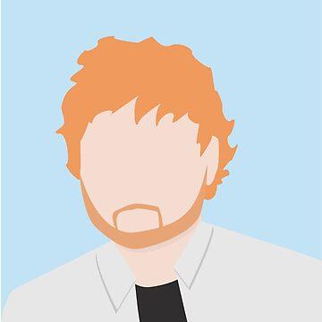 Ed Sheeran Vektorkunst von ryanbyun