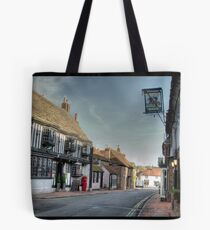 Alfriston High Street - 2, East Sussex, UK Tote Bag
