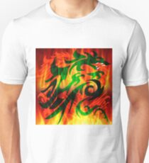 DRAGON RAMPANT Unisex T-Shirt