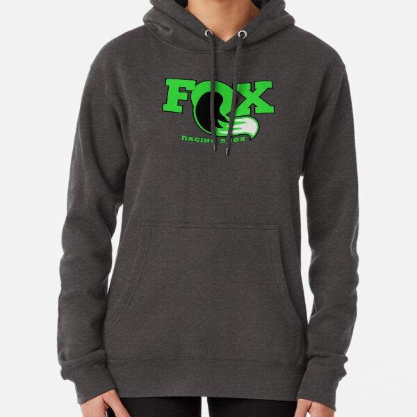Fox Racing Shox - Green Pullover Hoodie