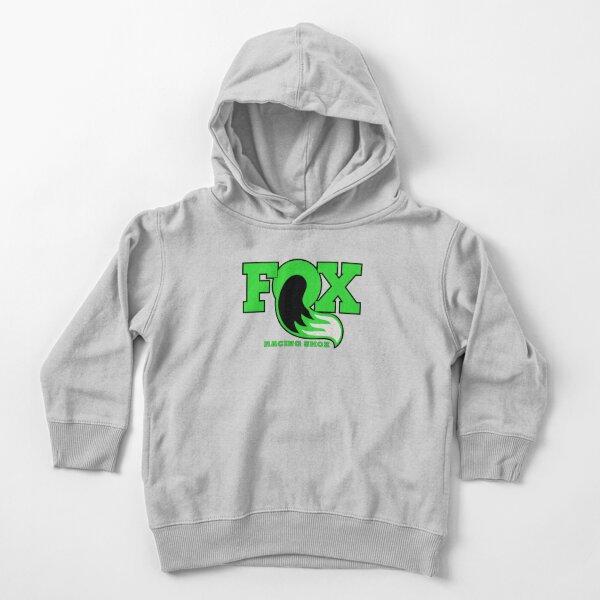 Fox Racing Shox - Vert Sweat à capuche épais pour tout-petit
