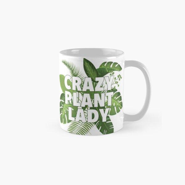 Crazy Plant Lady Classic Mug