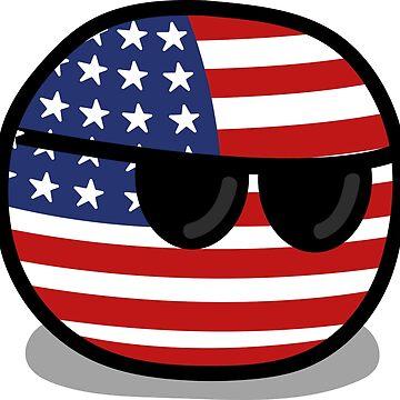 USA Ball by hansk87
