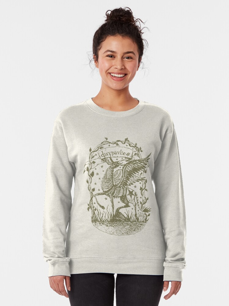 Alternate view of Griffon Pullover Sweatshirt