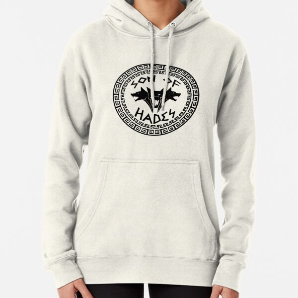 Son of Hades Pullover Hoodie