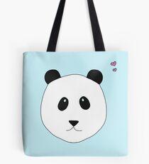Pandalove - der Panda zum Verlieben Tasche
