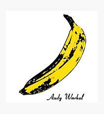 Andy Warhol - Velvet Underground Photographic Print