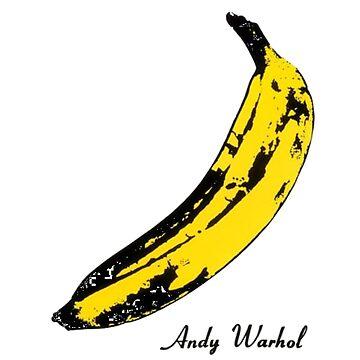Andy Warhol - Velvet Underground by retropopdisco