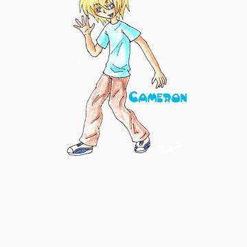 BP Comic - Cameron by Hawkstar