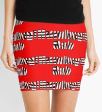 Bah Humgbug! Again! Mini Skirt