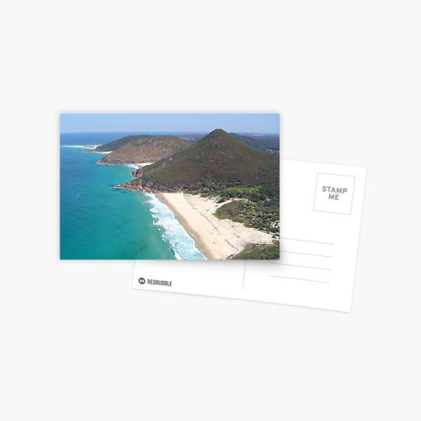 Zenith Beach Postcard