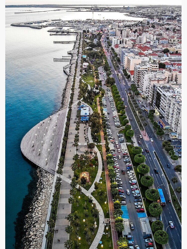 Beautiful Limassol by DRONY