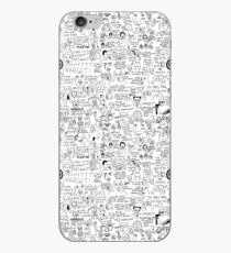 an Ultimate vine compilation but instead of a video its just terribly drawn  iPhone Case