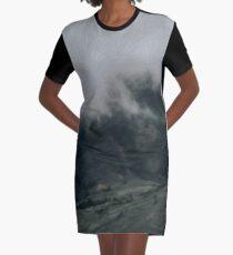 La montaña Graphic T-Shirt Dress