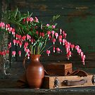 pink hearts by dagmar luhring