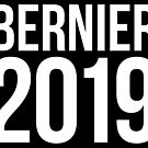 Maxime Bernier 2019 #BernierNation Canada Elections 2019 MCGA Make Canada Great Again black background by iresist