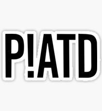 P! ATD Sticker