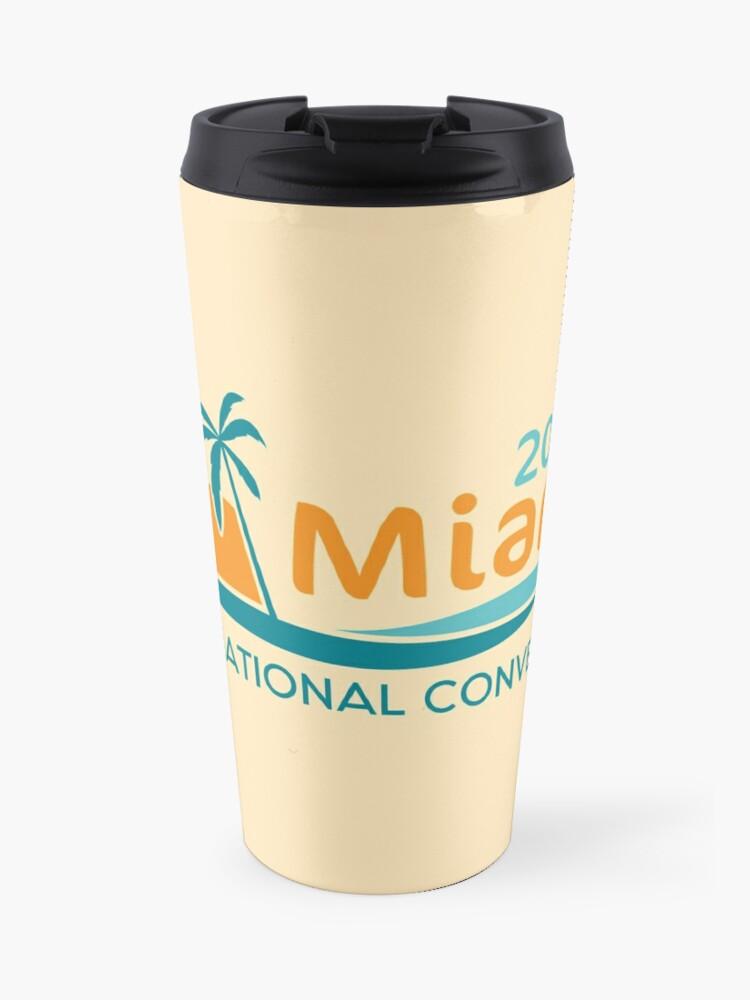 Miami, Florida - 2019 International Convention | Travel Mug