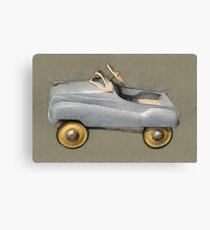 Antique Pedal Car Canvas Print