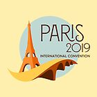 Paris, France - 2019 International Convention by JW Stuff