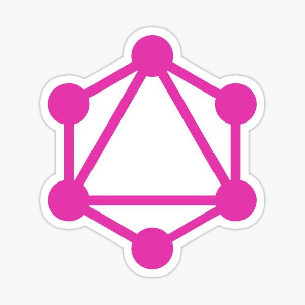 GraphQL Logo Sticker