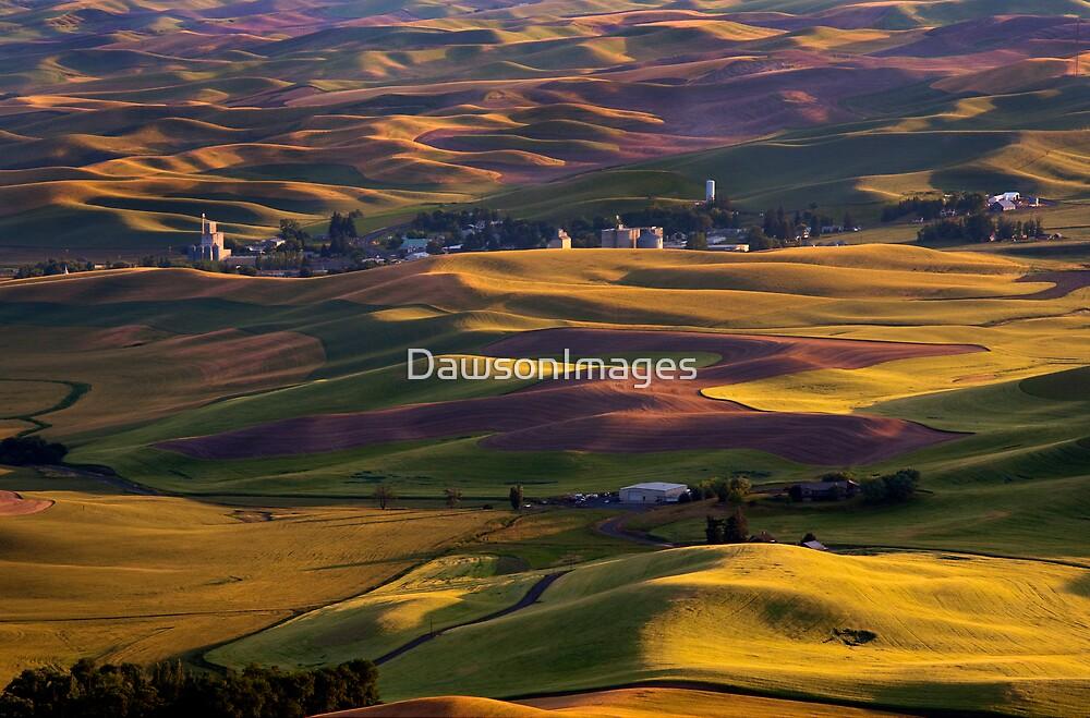 Steptoe Sunset by DawsonImages