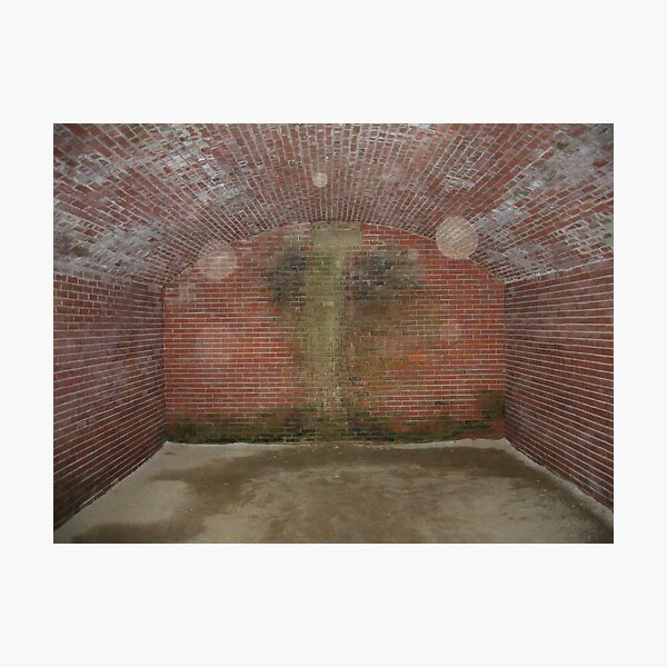Orbs At Fort Knox Photographic Print