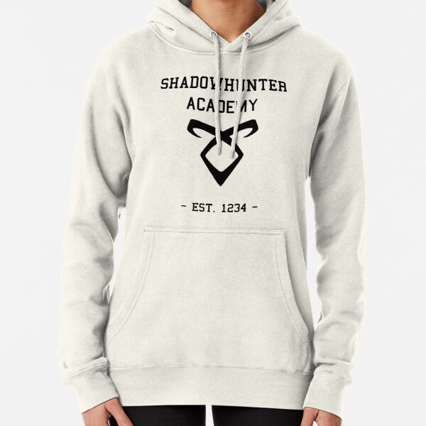 Bienvenue à l'Académie Shadowhunter Sweat à capuche épais