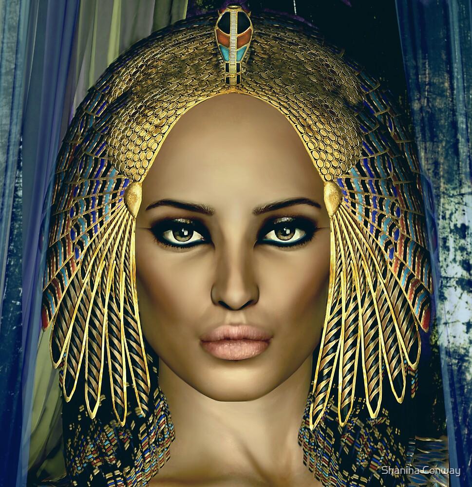 Cleopatra by Shanina Conway