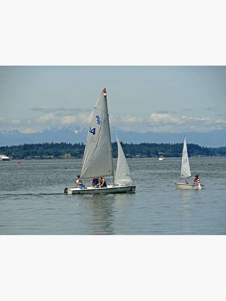 South Puget Sound Sailing von bobmeyers