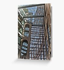 Vancouver Public Library Greeting Card