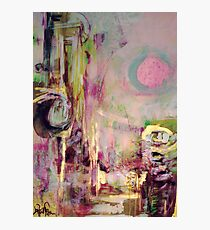 Pink's & Green's Photographic Print