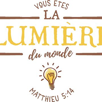 Matthew 5:14 - You are the light of the world by rawary