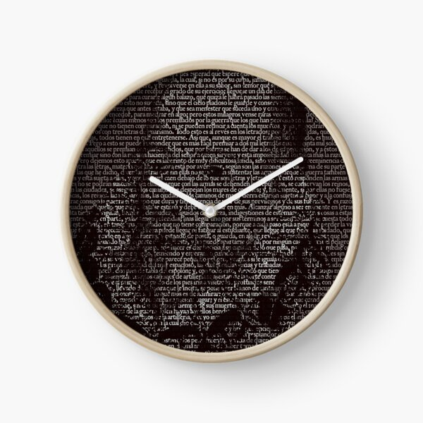CERVANTES Reloj