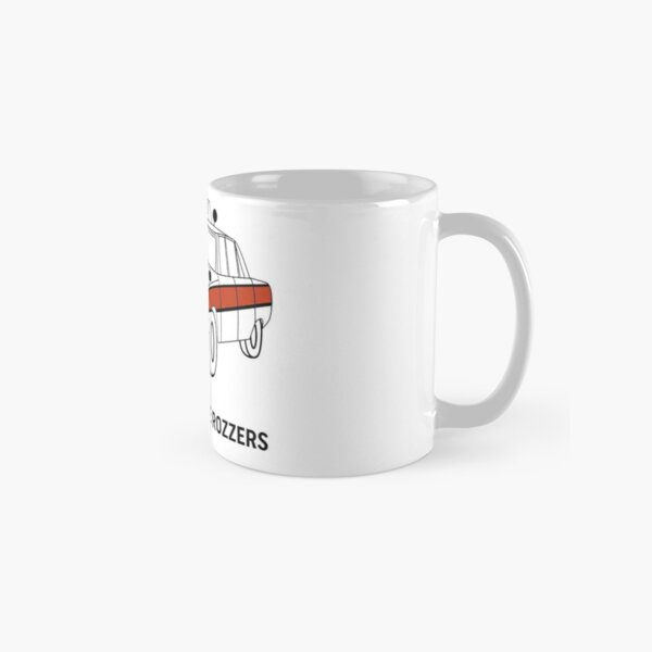 James May's Rozzers Design Classic Mug