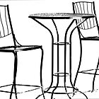 Patio Furniture by Laurie Minor
