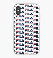 Fila iPhone Case