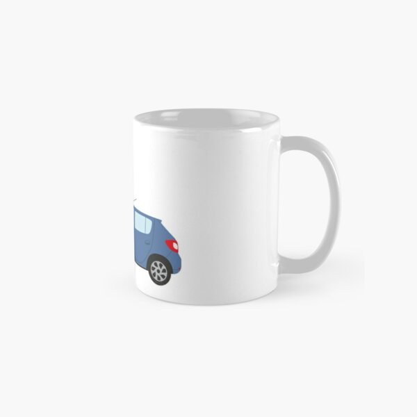 Good News! It's James May's Dacia Sandero Design  Classic Mug
