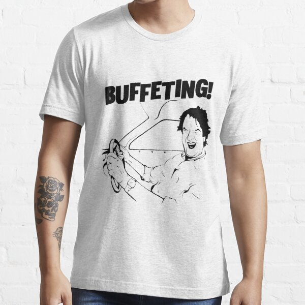 James May's Buffeting Design Essential T-Shirt