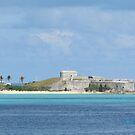 Fort St. Catherine Bermuda by Linda Jackson