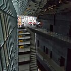 The Stairs at Harpa Hall by PetersPicks