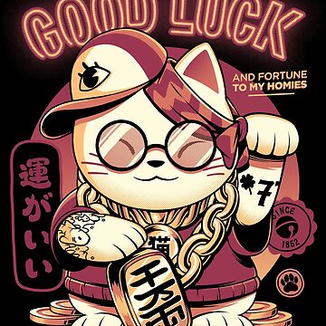 Lucky Cat by ilustrata