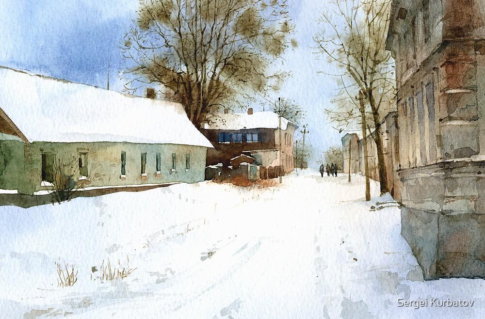 Winter in Nikopol by Sergei Kurbatov