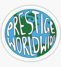 Prestige Wordwide Sticker