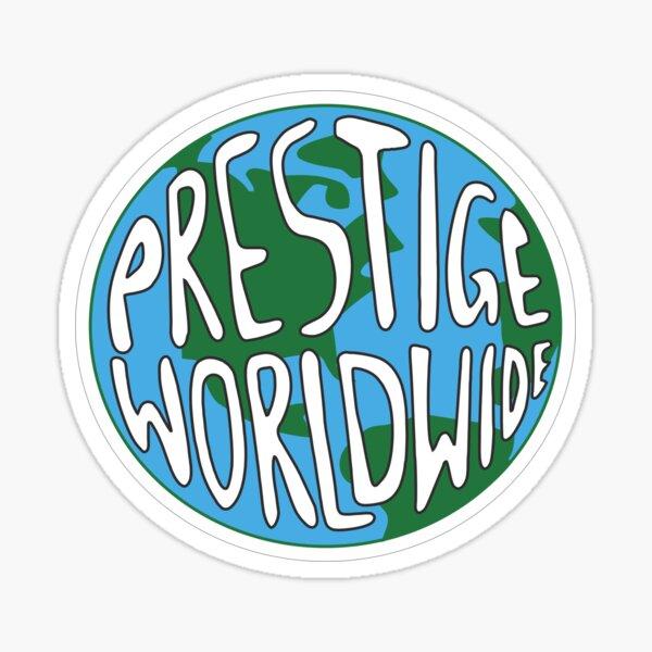Prestige Wordwide Sticker