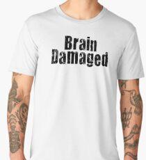 Brain Damaged Men's Premium T-Shirt