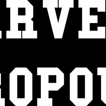 Harverd Dropout by thehiphopshop