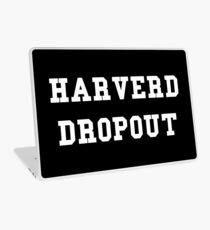 Harverd Dropout Laptop Skin