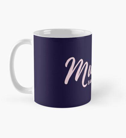Mummy Established 2008 Mug