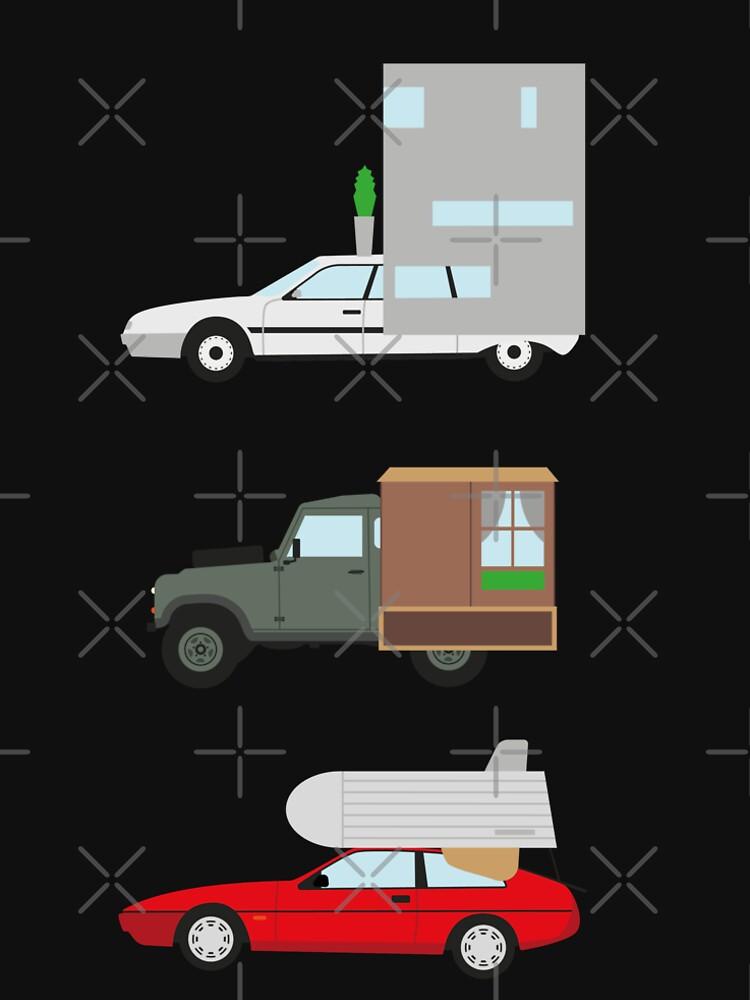The Caravan Challenge by drivetribe